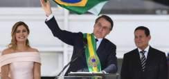 ผู้นำขวาจัดบราซิลให้คำมั่นสร้างความปรองดอง