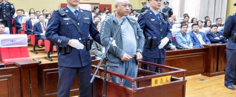 จีนประหารชีวิตฆาตกรโหดฆ่าหั่นศพ