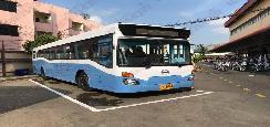 อวดโฉมรถเมล์ใหม่สีฟ้า-ขาว 323 คัน