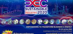 EEC SUSTAINABLE INDUSTRY 2020  Episode I : Empowering to transform Business & Energy